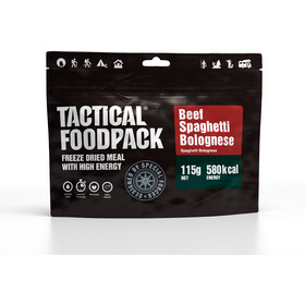 Tactical Foodpack Freeze Dried Meal 115g, Beef Spaghetti Bolognese